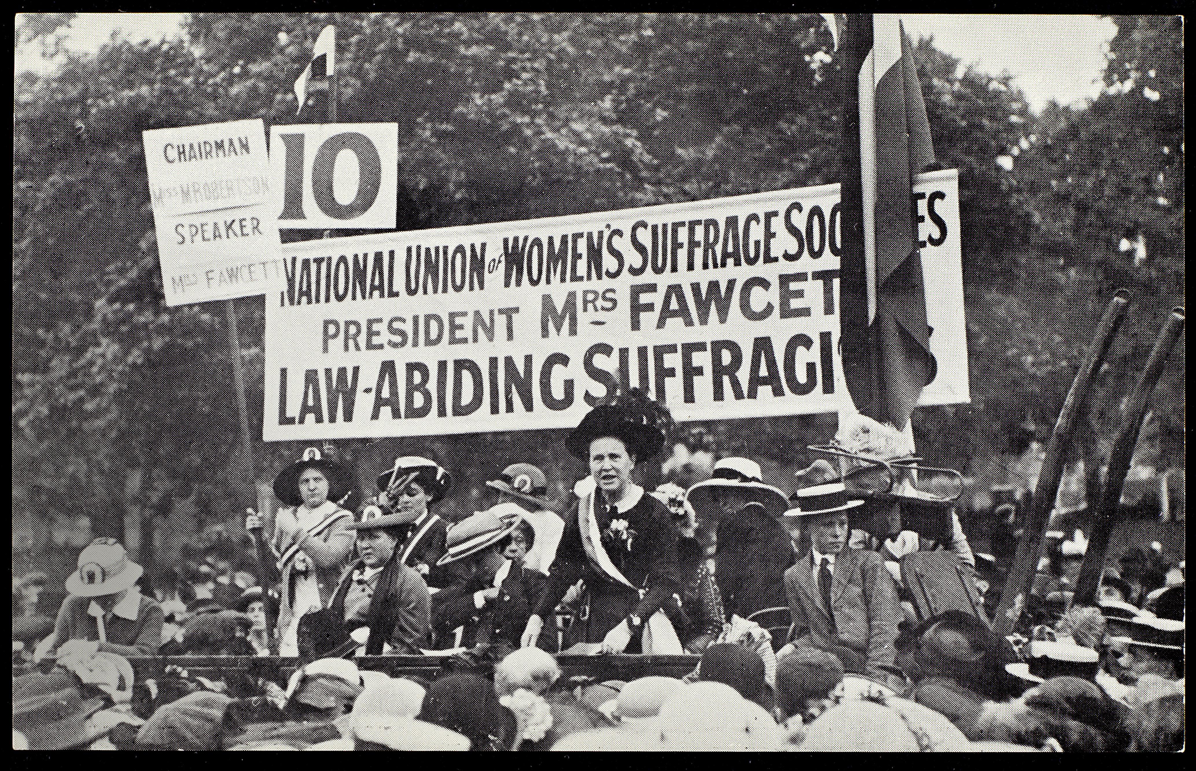 Female Suffrage Millicent Fawcett