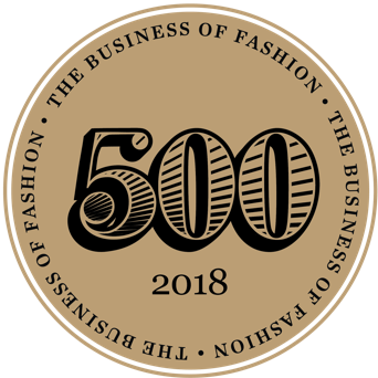 Business of Fashion 500