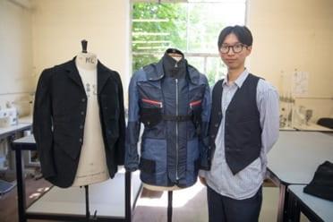 Savile Row Scabal London College Of Fashion Francescorner Com