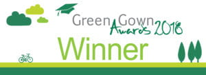 Green Gown Awards Finalist
