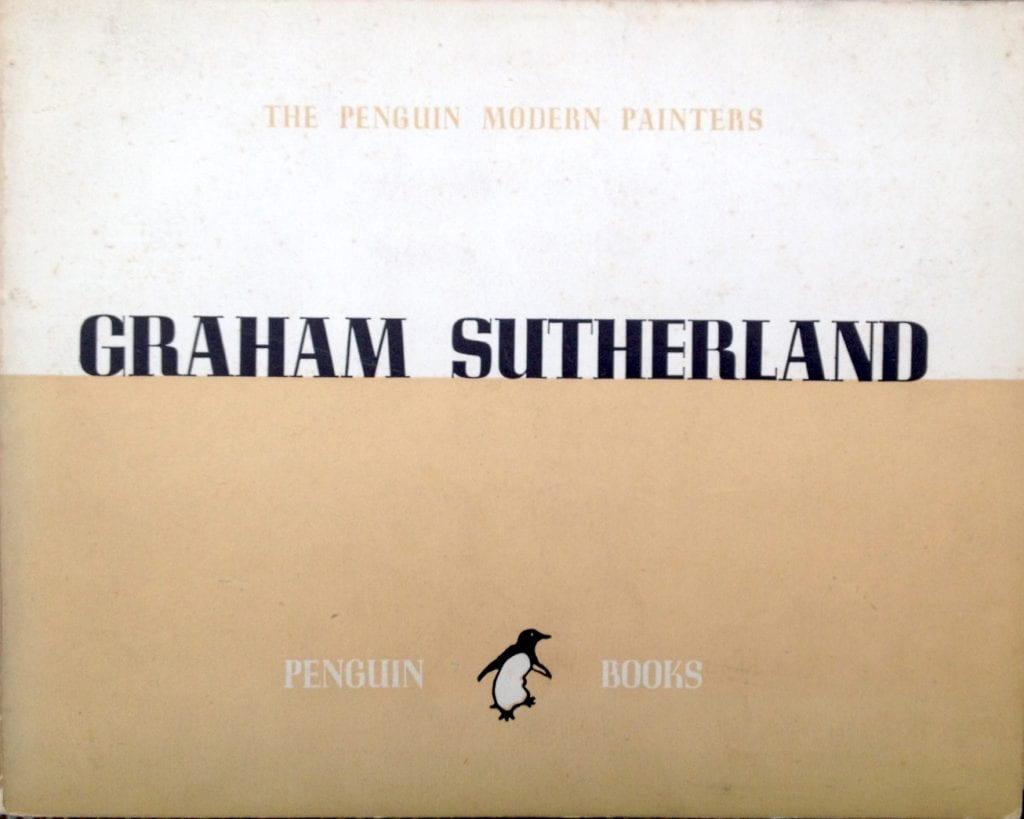 GrahamSutherlandPenguinBooksModernPainters