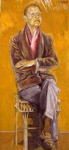 Somerset Maugham 1949 Graham Sutherland OM 1903-1980 Presented by Lady John Hope 1951 http://www.tate.org.uk/art/work/N06034