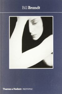 Front cover of Bill Brandt edited by Ian Jeffrey.