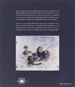 Back cover of the book ReVision by Ian Jeffrey