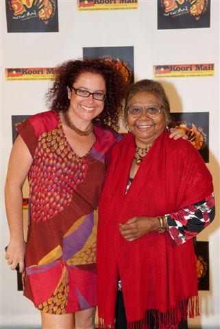 Rebecca Harcourt Aunty Ali Golding-7