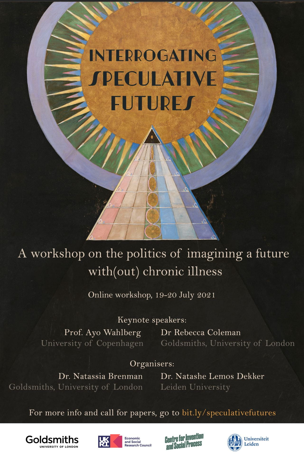 Poster of the workshop (all information are included in the post)
