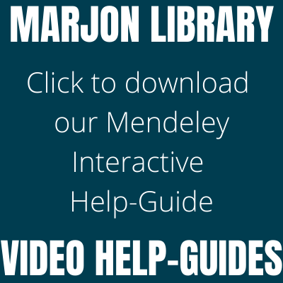 Click here to download the Mendeley interactive guide