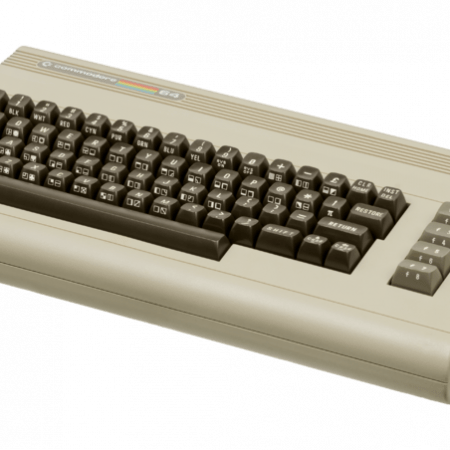 Image showing a Commodore 64 computer
