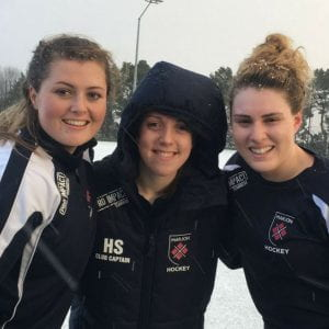 marjon ladies hockey