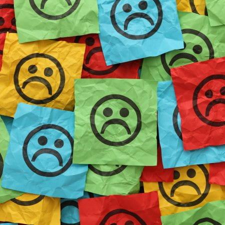Image showing sad emoji