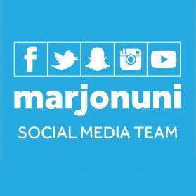 marjon social media team