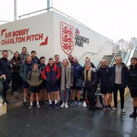 sport science trip