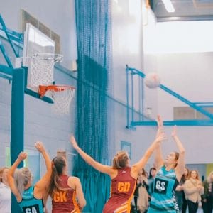 varsity womens netball