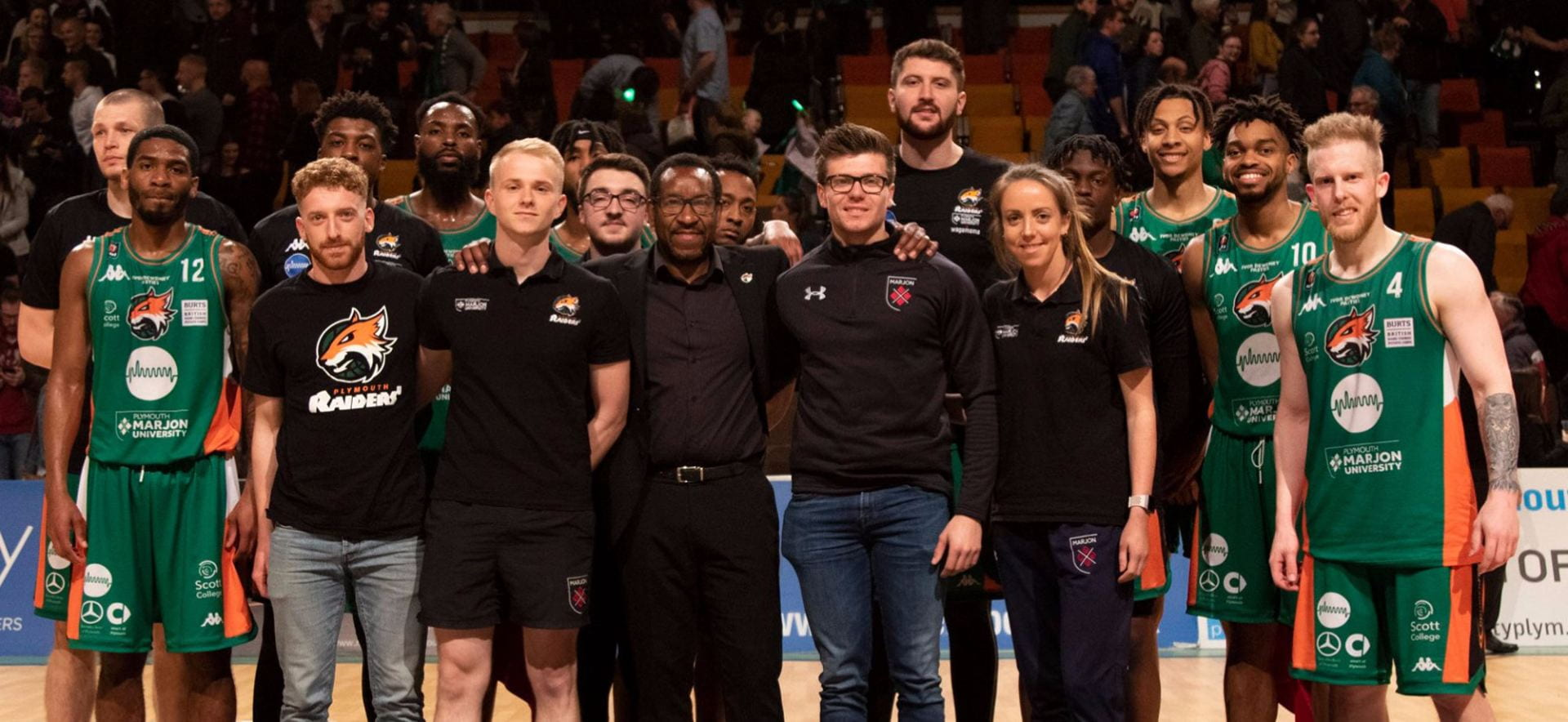 marjon and plymouth raiders