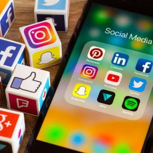 how to manage your social media as a professional in training