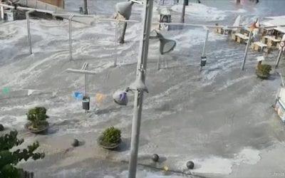 Majorca tourists swept away in flood flash