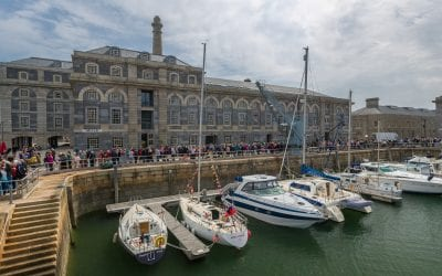 Royal William Yard – Plymouth's thriving business hub
