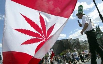 Canada legalises recreational cannabis