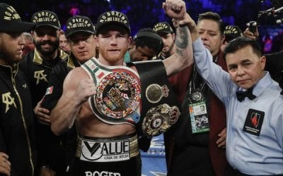 Canelo Alvarez signs 'historic' deal with new streaming service DAZN