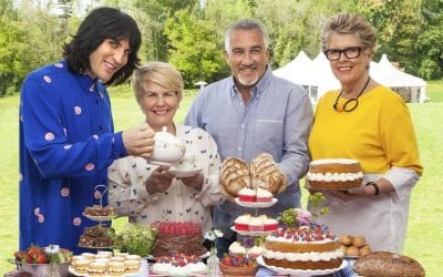 The Great British Bake Off says goodbye to tradition