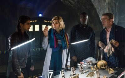 Doctor Who: New Year's Day Special Revealed