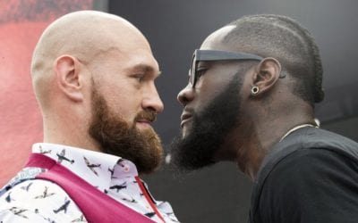 Tyson Fury Confident For Victory Over Wilder