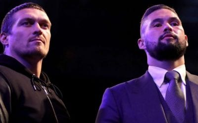"Bomber Bellew to bring ""blood and pain"" upon Usyk"
