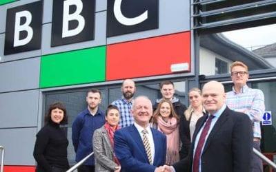 In case you missed it – Marjon JAM strikes BBC deal!