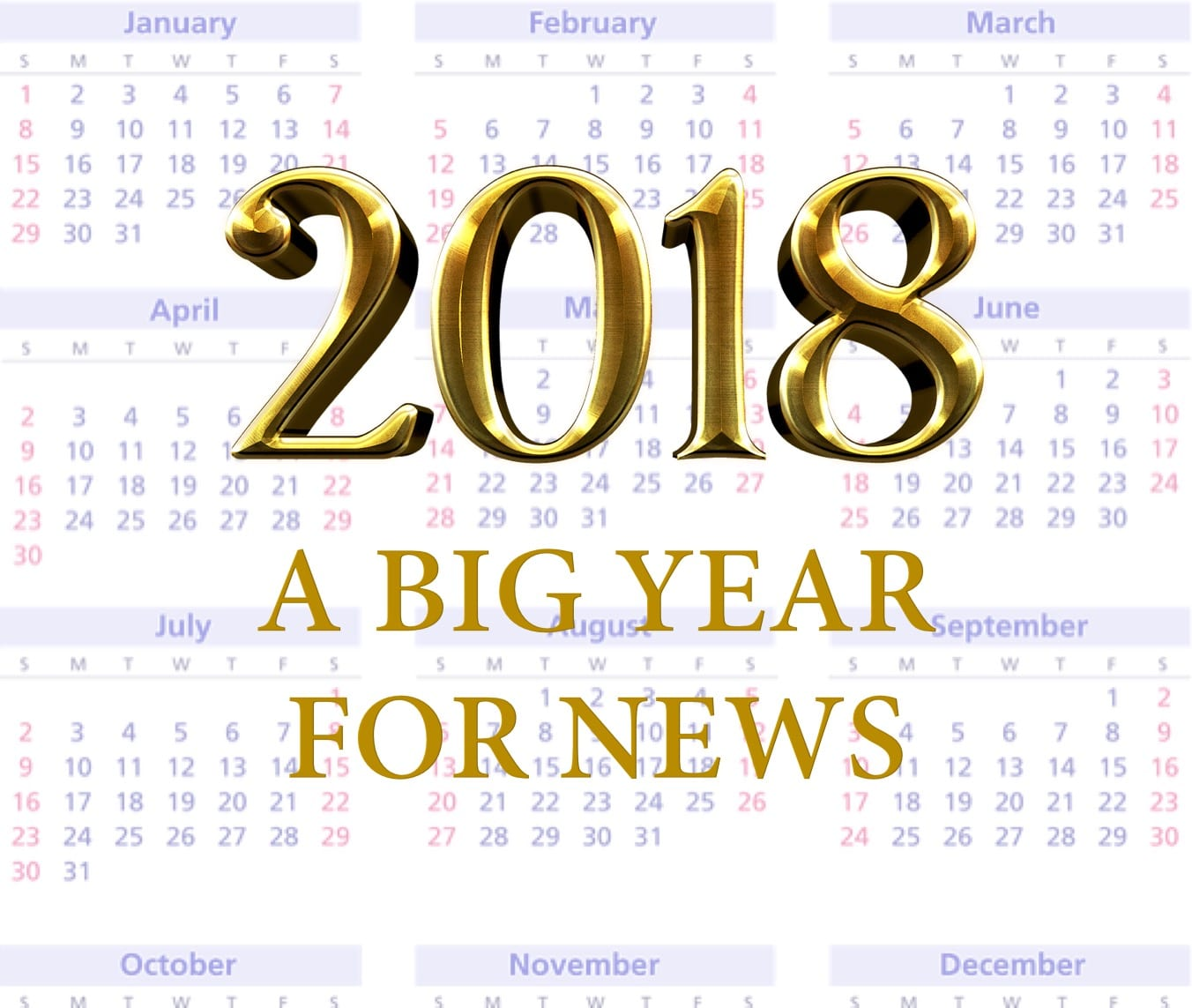 2018 in News