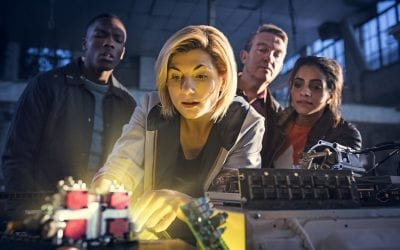 Doctor Who: 'The Woman Who Fell To Earth' Review