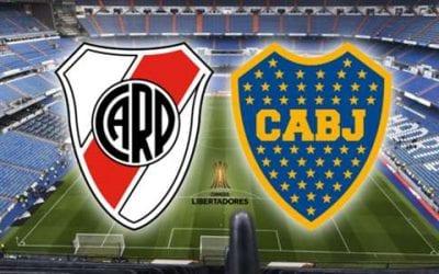 Copa Libertadores final: Boca Juniors vs River Plate