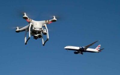 100,000s left Stranded after Drones ground Flights