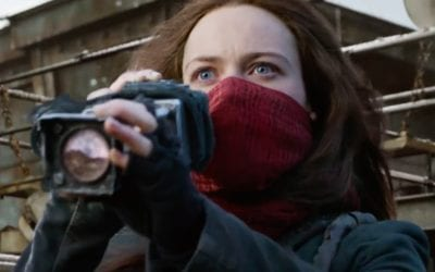 Mortal Engines: Emptiness on an Epic Scale