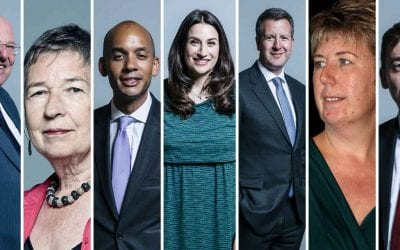 Seven Labour MPs Mutiny Against Corbyn