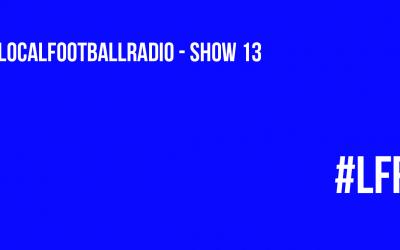 13… Unlucky for some? Not for #LocalFootballRadio