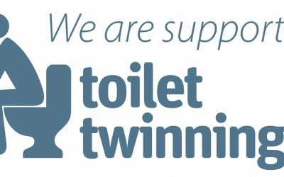 Toilet Twinning in Marjon's Chaplaincy
