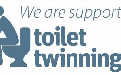 Toilet Twinning in Marjon's Chaplaincy