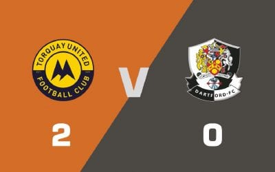 MATCH REPORT: Torquay United 2-0 Dartford