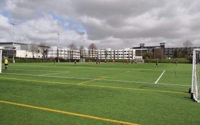 BUCS Women's Football MATCH REPORT: MARJON VS BRISTOL UWE