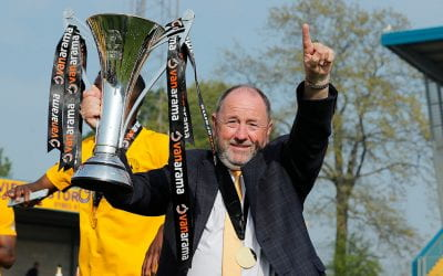 Gary Johnson: The Man Who's Made Torquay United Great Again