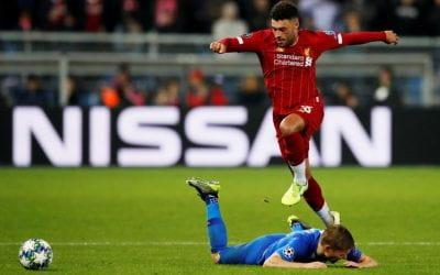 KRC Genk vs Liverpool – Champions League Match Report