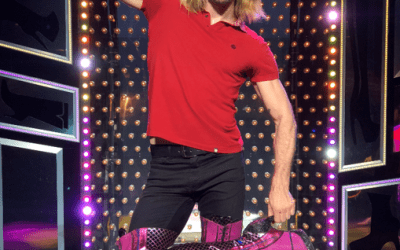 'It's like Marmite, you either love it or hate it' – Interview with Kinky Boots' Jason Winter
