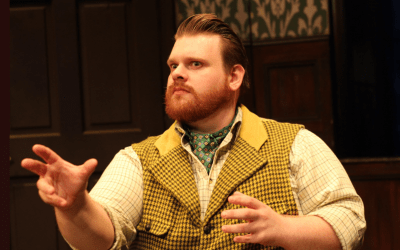 'It's a Celebration of how Badass they all are' – Interview with The Play That Goes Wrong's David Kristopher Brown