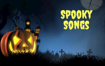 Musical Theatre Halloween Playlist