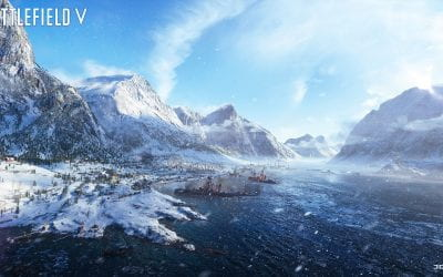 Battlefield V, the Art of the Turn Around.