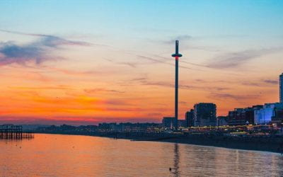 Top Five Reasons To Visit Brighton