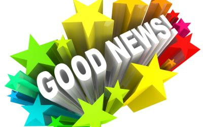 5 Good News Stories To Put A Smile On Your Face