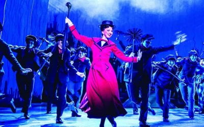'Anything Can Happen if you Let It' – Mary Poppins Theatre Review