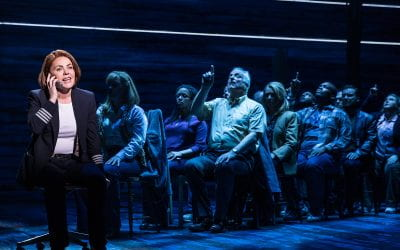 'A Candle's in the Window and the Kettle's Always On' – Come From Away Review