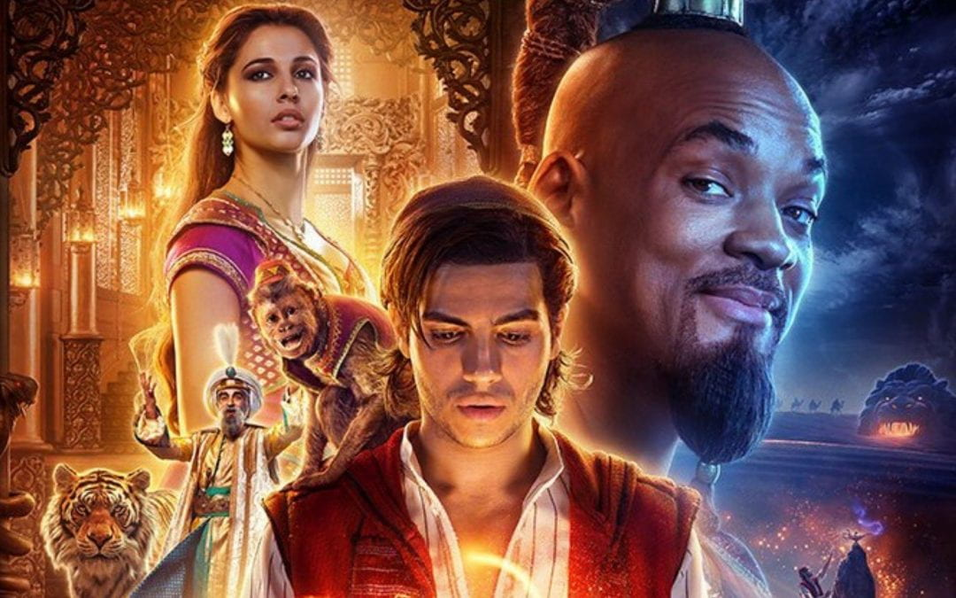 'Bring me the lamp. Your life begins now' – Aladdin 2019 Review